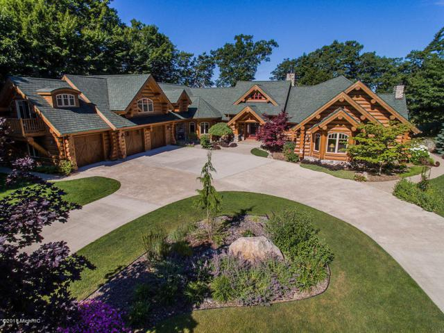9351 S Indian Hills Road, Montague, MI 49437 (MLS #18037071) :: Carlson Realtors & Development