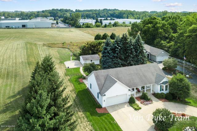 3514 New Holland Street, Hudsonville, MI 49426 (MLS #18040894) :: JH Realty Partners