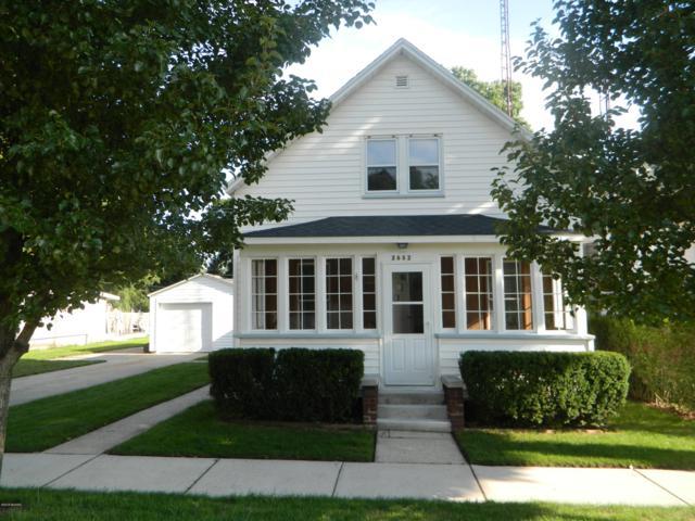 2682 Blair Avenue, New Era, MI 49446 (MLS #18043404) :: Deb Stevenson Group - Greenridge Realty