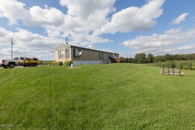 9869 Grass Lake Road, Hillsdale, MI 49242 (MLS #18044894) :: JH Realty Partners