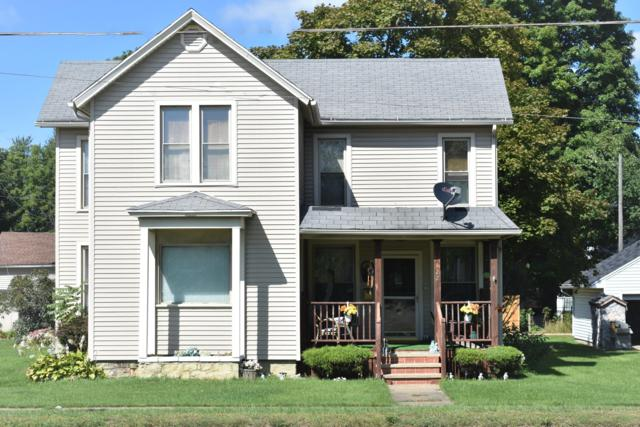 122 W Leigh Street, Homer, MI 49245 (MLS #18044955) :: Carlson Realtors & Development