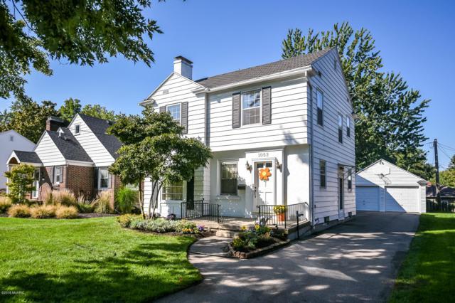 1053 Lake Grove Avenue SE, East Grand Rapids, MI 49506 (MLS #18045560) :: Carlson Realtors & Development