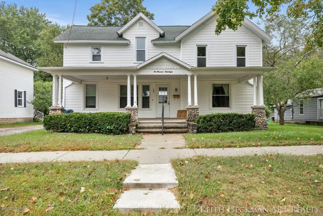 148 North Street, Allegan, MI 49010 (MLS #18047622) :: JH Realty Partners