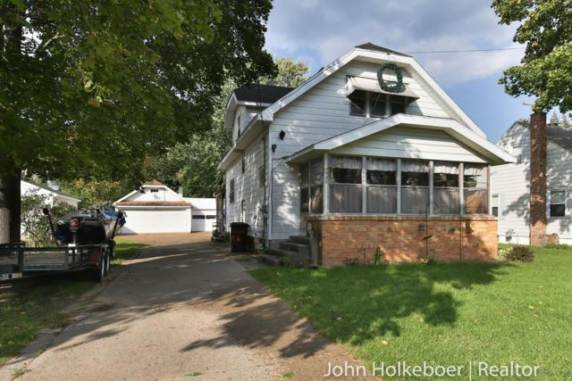 933 Roger Street NW, Grand Rapids, MI 49544 (MLS #18049649) :: JH Realty Partners