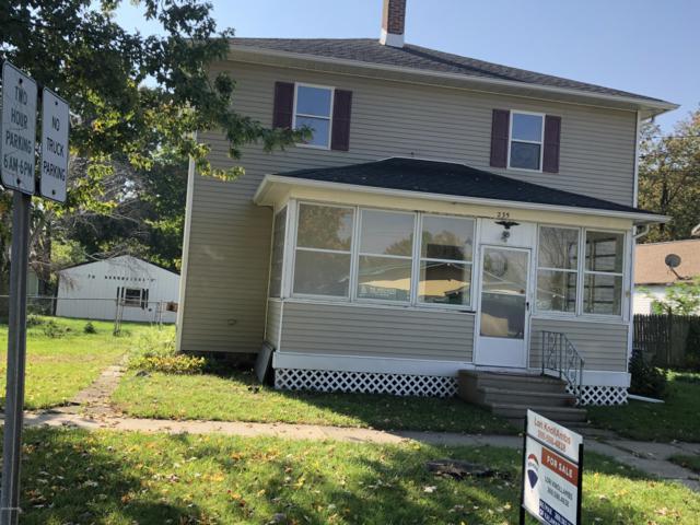 235 W Main Street, Centreville, MI 49032 (MLS #18049708) :: Deb Stevenson Group - Greenridge Realty