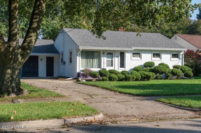 2109 Golfview Avenue, Kalamazoo, MI 49001 (MLS #18050004) :: Carlson Realtors & Development