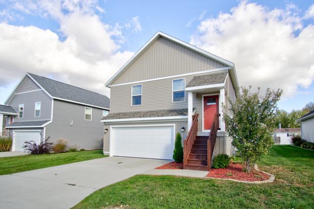 6536 Moss Lake Drive, Hudsonville, MI 49426 (MLS #18052206) :: JH Realty Partners