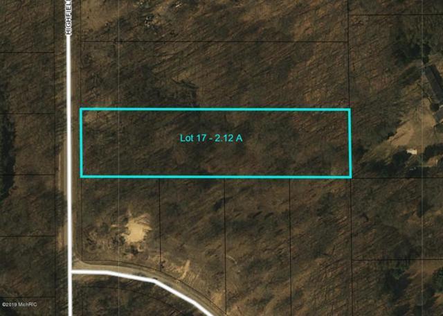 Lot 17 Highfield Road, Three Rivers, MI 49093 (MLS #18055151) :: CENTURY 21 C. Howard