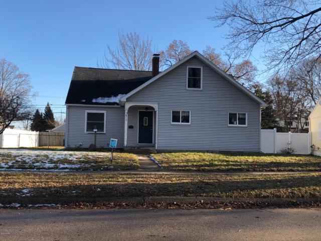 1313 Mills Avenue, North Muskegon, MI 49445 (MLS #19000271) :: Matt Mulder Home Selling Team