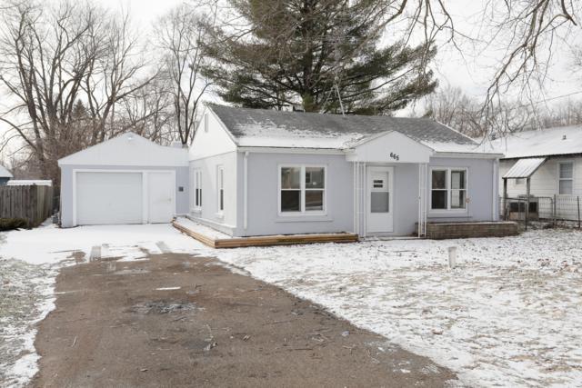665 Bruce Avenue, Battle Creek, MI 49037 (MLS #19001575) :: Matt Mulder Home Selling Team
