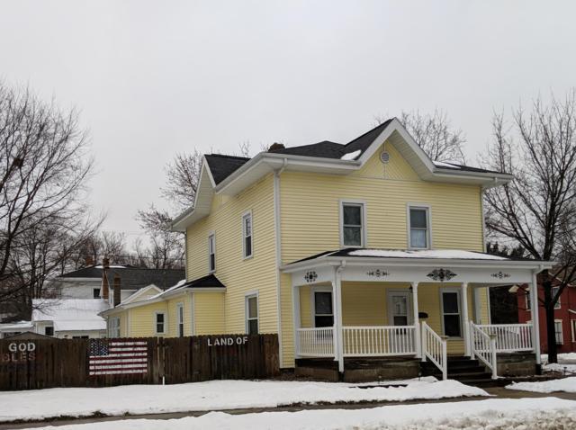 129 Hammond Street, Union City, MI 49094 (MLS #19003247) :: Deb Stevenson Group - Greenridge Realty