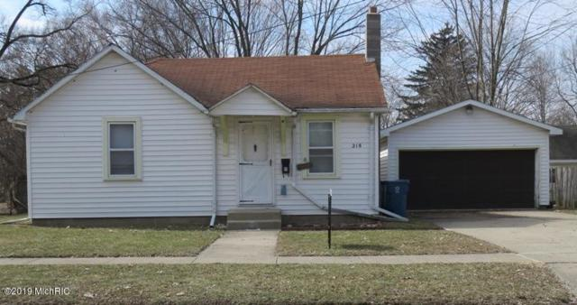 218 S Ruggles Street, Bronson, MI 49028 (MLS #19003886) :: Deb Stevenson Group - Greenridge Realty