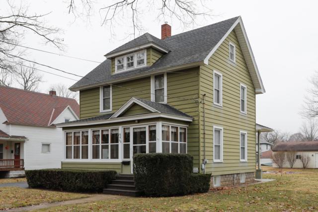 210 W Franklin Street, Otsego, MI 49078 (MLS #19009468) :: Matt Mulder Home Selling Team