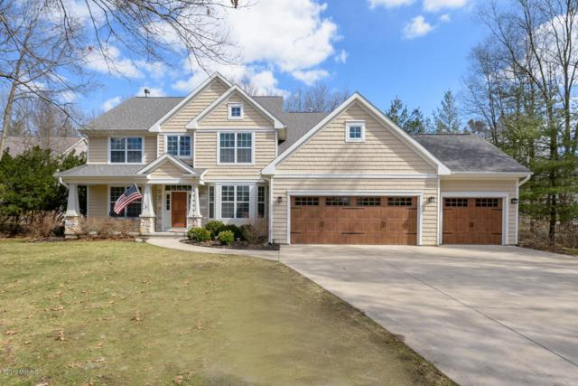 6178 Hidden Lake Circle, Richland, MI 49083 (MLS #19009996) :: Deb Stevenson Group - Greenridge Realty