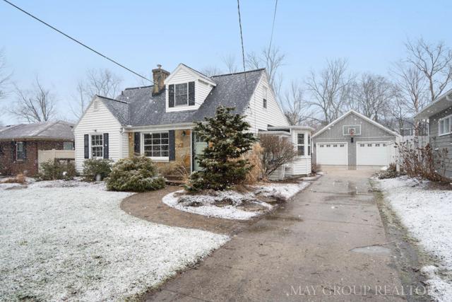 2331 Burchard Street SE, East Grand Rapids, MI 49506 (MLS #19010326) :: Deb Stevenson Group - Greenridge Realty