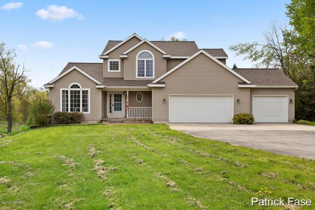 1720 Pointed Stone Trail, Lowell, MI 49331 (MLS #19010553) :: Matt Mulder Home Selling Team