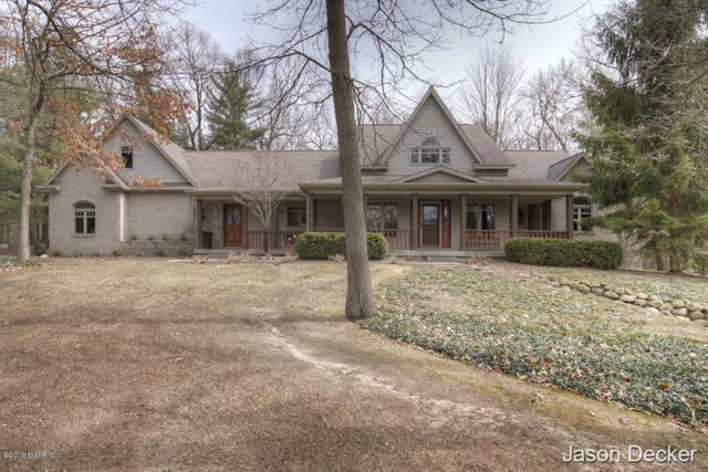 8448 Rocky Pines Drive, Rockford, MI 49341 (MLS #19012415) :: CENTURY 21 C. Howard