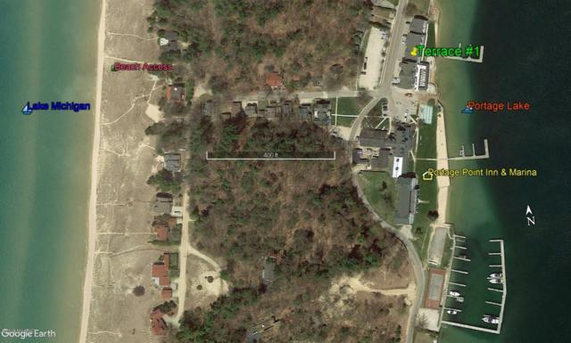 8569 S Portage Point Drive Unit 12 (Terrac, Onekama, MI 49675 (MLS #19012617) :: Deb Stevenson Group - Greenridge Realty