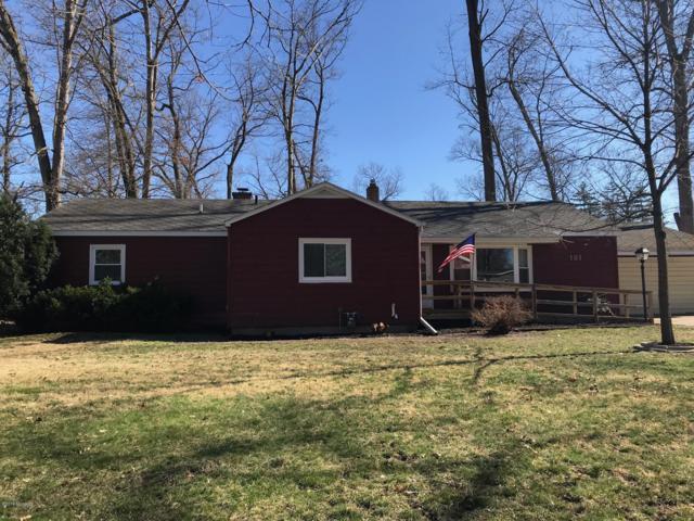 181 Shellenberger Avenue, Battle Creek, MI 49037 (MLS #19014077) :: Matt Mulder Home Selling Team