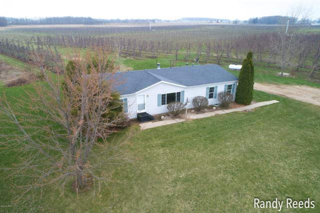 190 Dickinson Street, Conklin, MI 49403 (MLS #19015310) :: Matt Mulder Home Selling Team