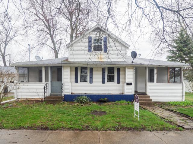 411 S Jefferson Street, Marshall, MI 49068 (MLS #19015444) :: Matt Mulder Home Selling Team