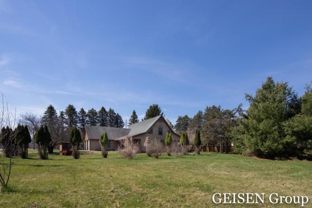 2590 S Sheridan Road, Stanton, MI 48888 (MLS #19015490) :: Matt Mulder Home Selling Team