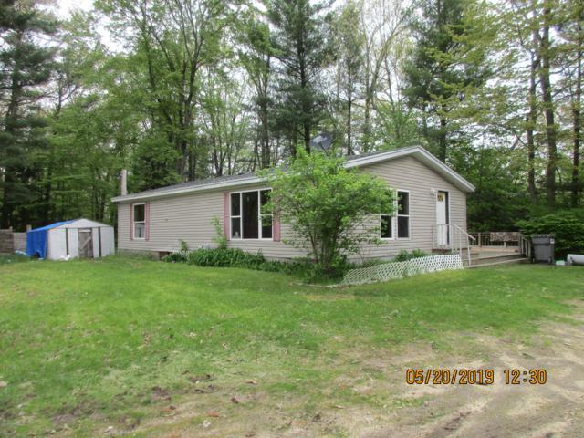 8169 W South River Rd, Grant, MI 49327 (MLS #19015925) :: Matt Mulder Home Selling Team