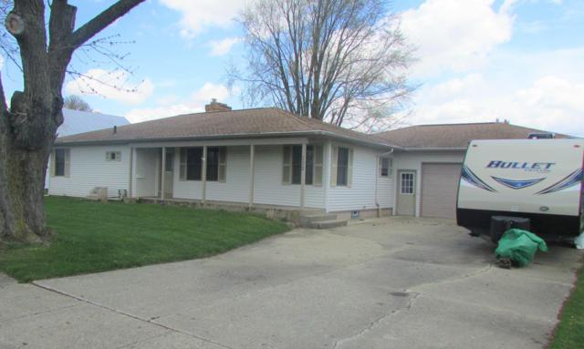 732 Washington Boulevard, Lake Odessa, MI 48849 (MLS #19016971) :: Matt Mulder Home Selling Team