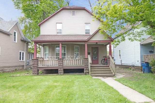 1424 E Stockbridge Avenue, Kalamazoo, MI 49001 (MLS #19020000) :: CENTURY 21 C. Howard