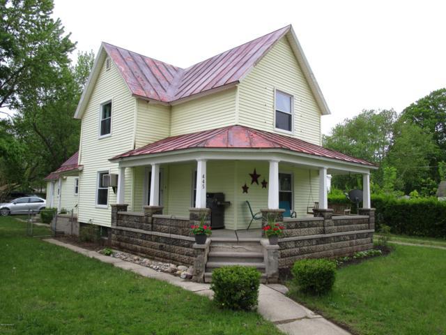 445 W Allegan Street, Otsego, MI 49078 (MLS #19020608) :: Matt Mulder Home Selling Team