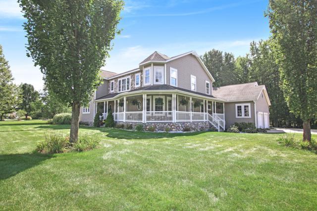4456 Oak Meadow Drive, Hudsonville, MI 49426 (MLS #19020729) :: JH Realty Partners