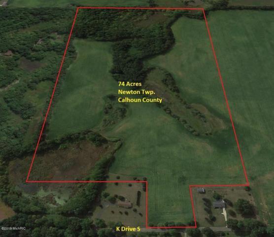 K Drive S, Burlington, MI 49029 (MLS #19021628) :: Deb Stevenson Group - Greenridge Realty