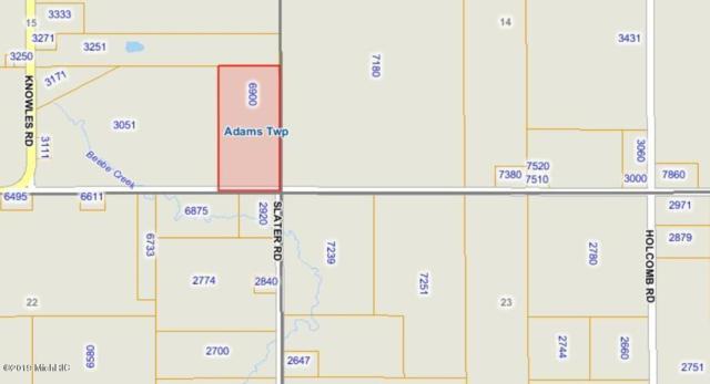 6900 Mauck Road, Hillsdale, MI 49242 (MLS #19021929) :: Matt Mulder Home Selling Team