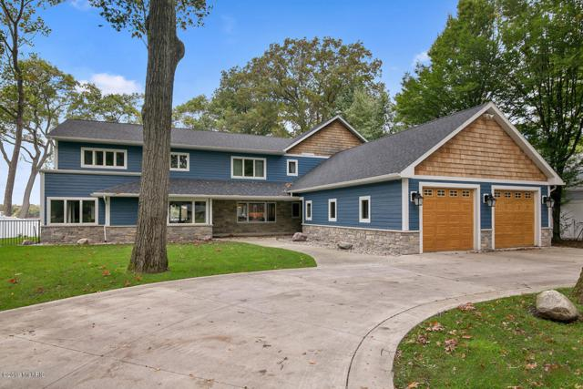 812 Oakmere Place, North Muskegon, MI 49445 (MLS #19024206) :: JH Realty Partners