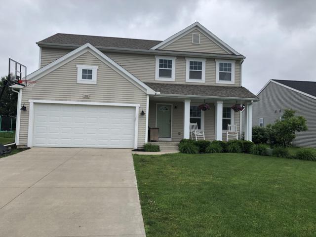 1513 Harper Grove Lane, Vicksburg, MI 49097 (MLS #19028151) :: Matt Mulder Home Selling Team