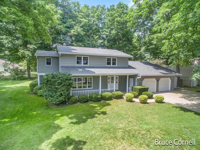 11056 Higley Circle E, Schoolcraft, MI 49087 (MLS #19032038) :: Matt Mulder Home Selling Team