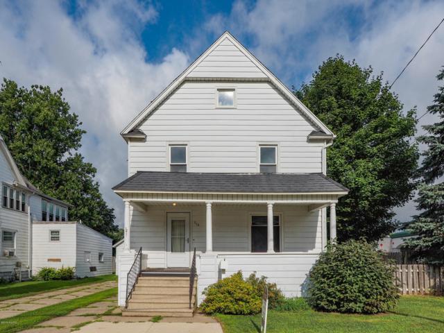 210 S Farmer Street, Otsego, MI 49078 (MLS #19037041) :: Matt Mulder Home Selling Team