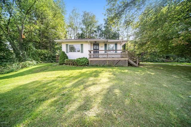 383 Avenue A, Springfield, MI 49037 (MLS #19040052) :: Matt Mulder Home Selling Team