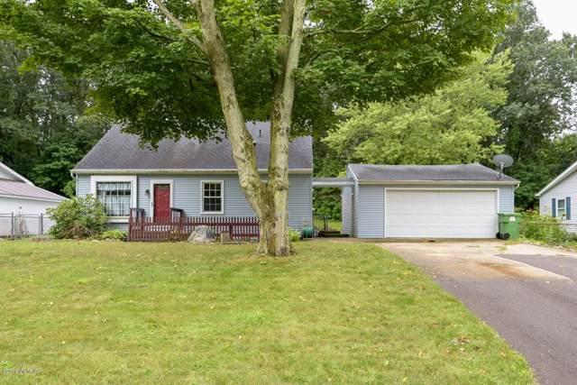 213 Manor Drive, Battle Creek, MI 49014 (MLS #19042207) :: JH Realty Partners