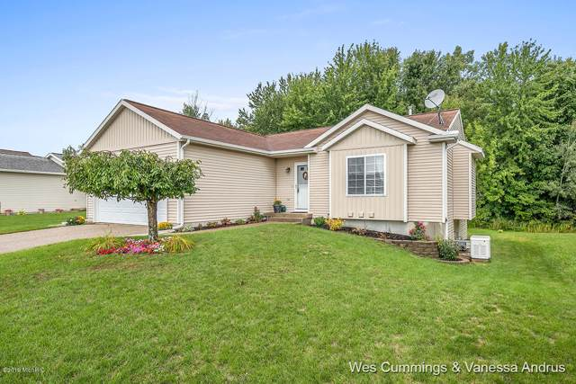 373 Prairie Run Drive, Cedar Springs, MI 49319 (MLS #19044368) :: JH Realty Partners