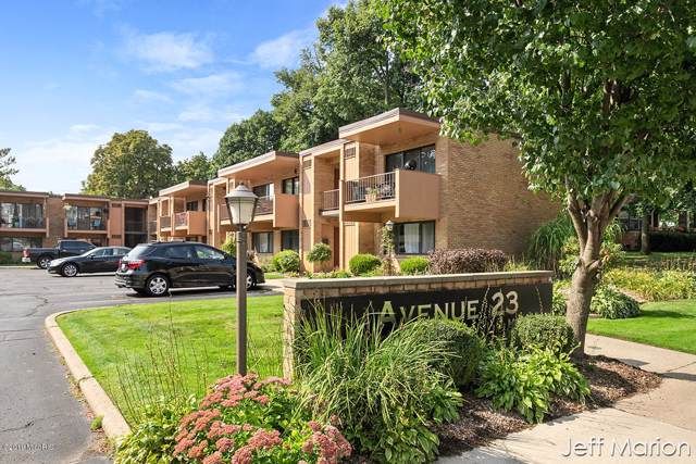 23 College Avenue SE #03, Grand Rapids, MI 49503 (MLS #19044608) :: JH Realty Partners