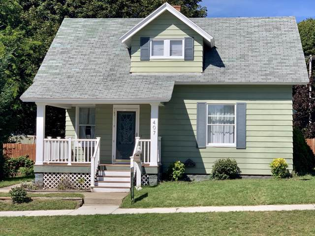407 Sixth Street, Ludington, MI 49431 (MLS #19045039) :: Deb Stevenson Group - Greenridge Realty
