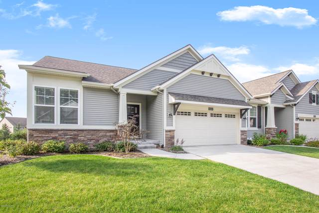 6224 Red Ash Court SE #96, Caledonia, MI 49316 (MLS #19045051) :: JH Realty Partners