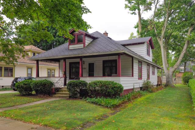 620 Pine Street, Three Rivers, MI 49093 (MLS #19045181) :: CENTURY 21 C. Howard