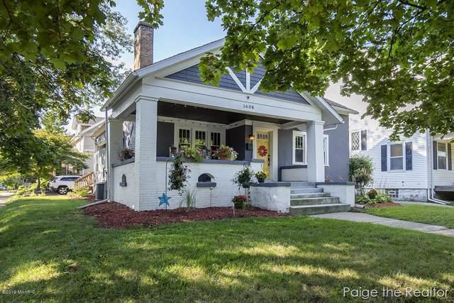 1608 Sherman Street SE, East Grand Rapids, MI 49506 (MLS #19046188) :: JH Realty Partners