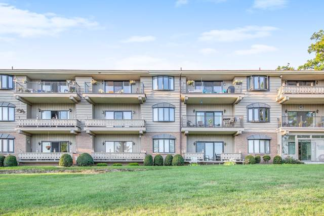 225 W Columbia Avenue #16, Battle Creek, MI 49015 (MLS #19046325) :: JH Realty Partners