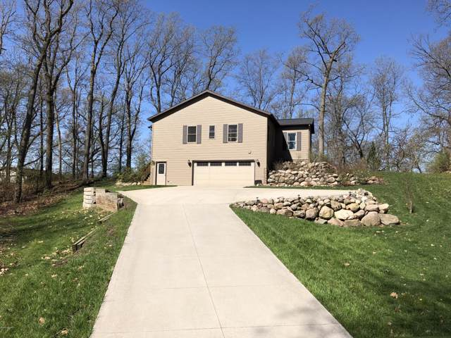 840 E East Gull Lake Drive, Augusta, MI 49012 (MLS #19046565) :: Matt Mulder Home Selling Team