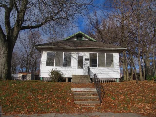 313 Johnson Street, Cassopolis, MI 49031 (MLS #19052884) :: JH Realty Partners