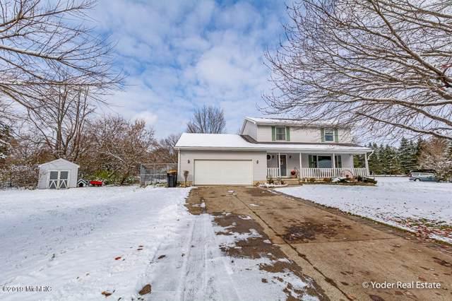 161 South Street NE, Cedar Springs, MI 49319 (MLS #19053109) :: Deb Stevenson Group - Greenridge Realty