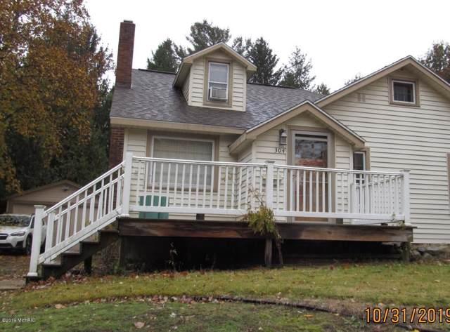 304 Scott Street, Scottville, MI 49454 (MLS #19053135) :: Deb Stevenson Group - Greenridge Realty